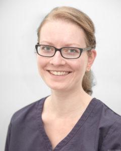 Zahnärztin Sarah Wild